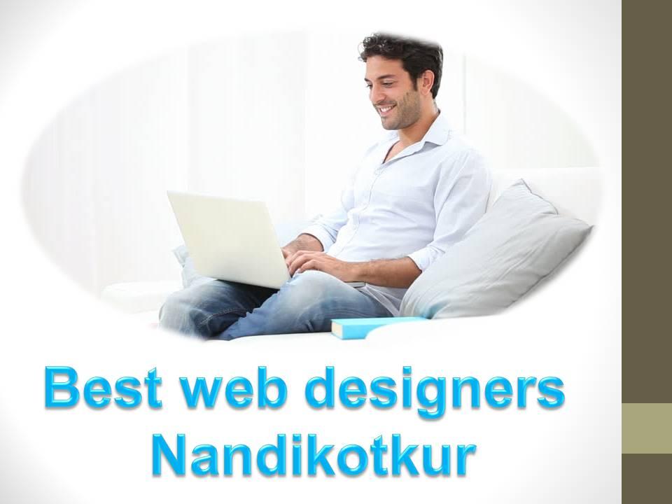 Sufyan best web designers Nandikotkur