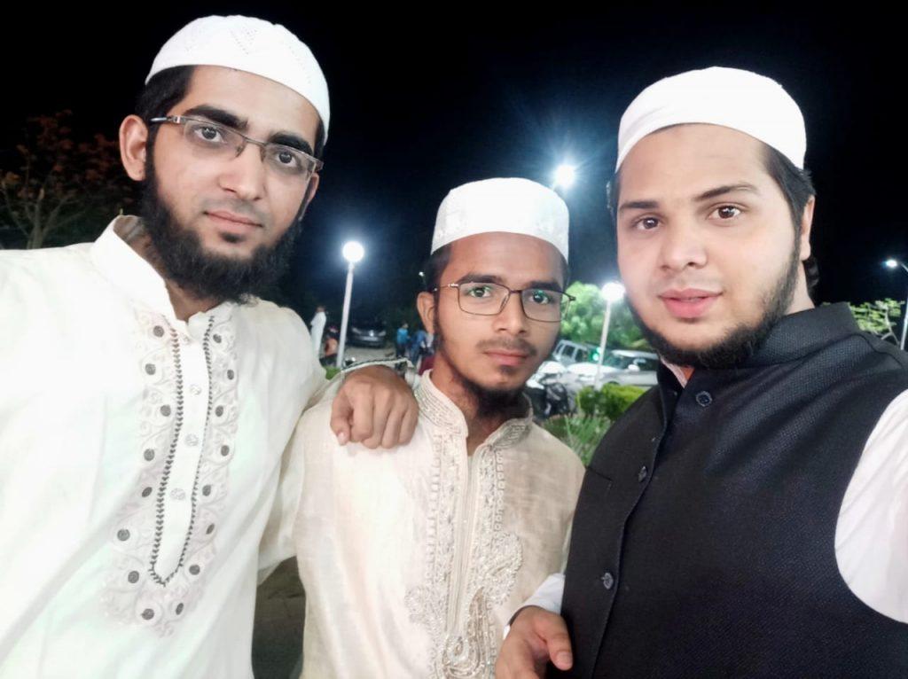 sufyan talha and zaid